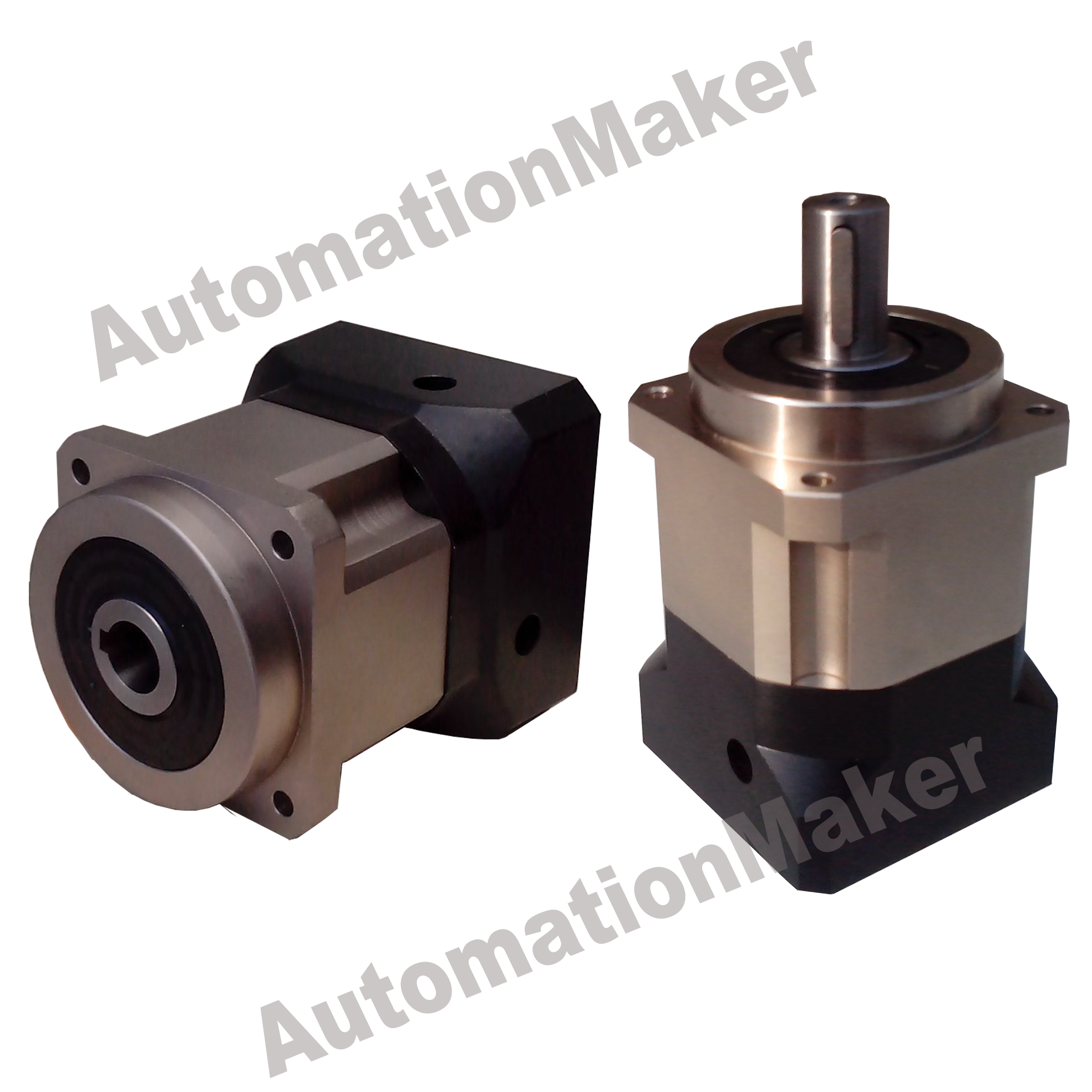 Planetary Gearbox Ab180 1 64 To 1 1000 Servo Motor